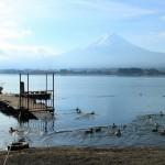 富士山のワイド壁紙(フルHD1920x1080)
