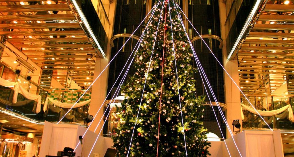 クリスマス・イルミ
