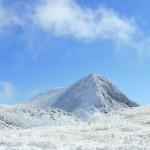 青空と久住山