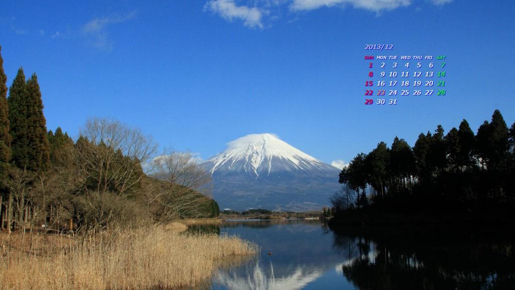 富士山(田貫湖から)