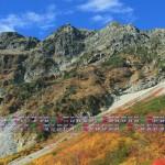 岩の殿堂穂高岳