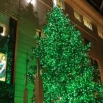 クリスマスイルミネーション/2014年12月カレンダー