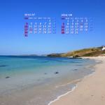 白砂のビーチ(角島)