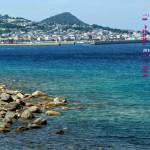 夏の生月島(長崎県平戸)