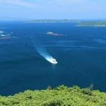 島の連絡船