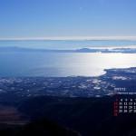 冬日(島原湾)
