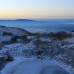 九重山冬景