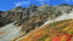 秋の奥穂高岳(フルHD1920x1080ワイド壁紙)
